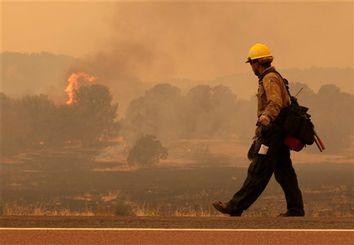 APTOPIX Arizona Wildfires