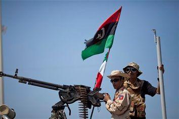 APTOPIX Mideast Libya