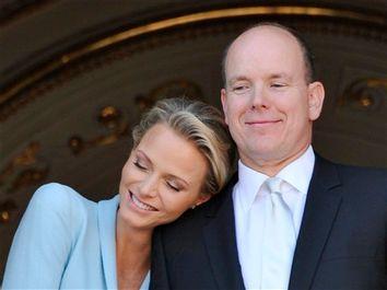 Prince Albert II, Charlene Wittstock, Charlene Princess of Monaco