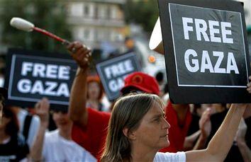 Greece Gaza Flotilla