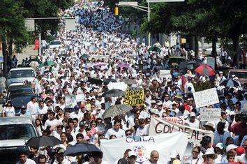 Georgia Immigration Protest