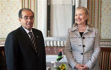 Hillary Rodham Clinton, Mahmud Jibril