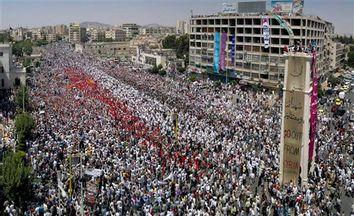 Mideast Syria Uprising's Lyricist