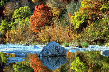 Leaf peeping across the country