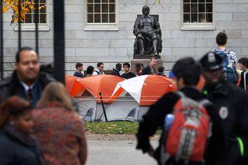 Occupy Harvard