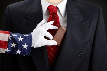 America's high-level corruption system