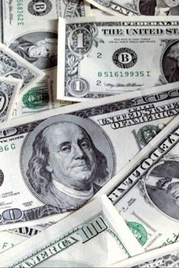 Big Cash Money Dollar Bills