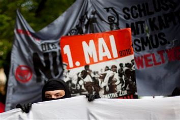 Germany May Day