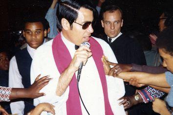 Former Peoples Temple leader Rev. Jim Jones