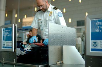 Airport Security-TSA