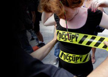 Occupy Anniversary
