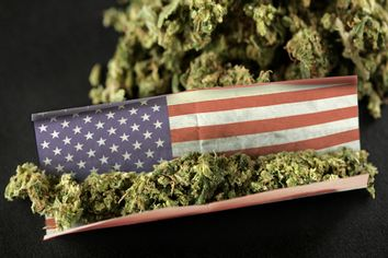 American Flag Joint