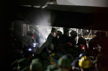 Mexico PEMEX Explosion