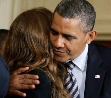 Barack Obama, Katerina Rodgaard