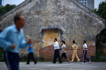 Vietnam Scientology Spread
