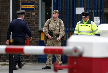 Britain Terror Attack
