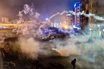 APTOPIX Turkey Protests
