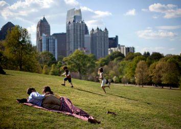 Travel Trip 5 Free Things Atlanta