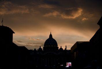 APTOPIX Vatican Pope Canonizations