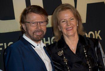 Björn Ulvaeus, Anni-Frid Lyngstad