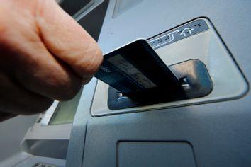 ATM, Debit Card, Credit Card