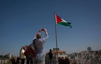 Mideast Israel Visiting Palestine