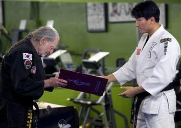 Willie Nelson-Black Belt