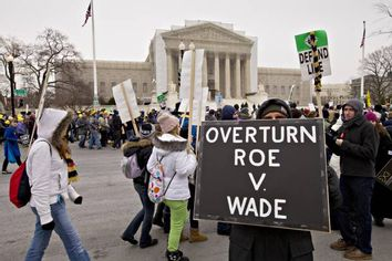 Abortion Anniversary