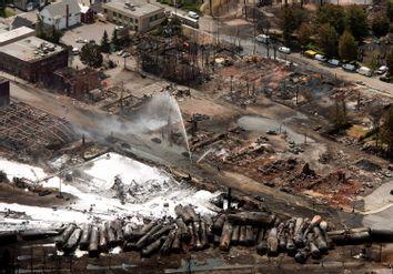 Canada-Oil Train Disaster