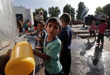 Gaza School-Photo Gallery