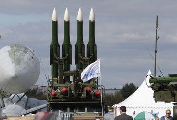 Ukraine Plane Missile