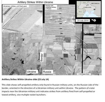 United States Ukraine Evidence