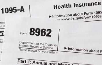Health Overhaul Tax Refunds