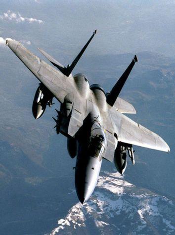 Military Jet Crash Virginia