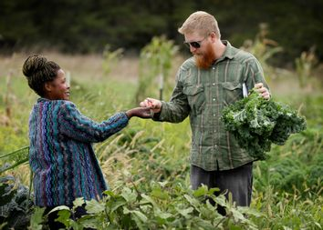 Food and Farm Refugee Farmers