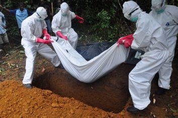 Liberia Ebola-Cremation Fears