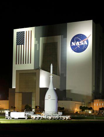 NASA Orion Space