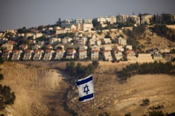 Mideast Israel Settlements
