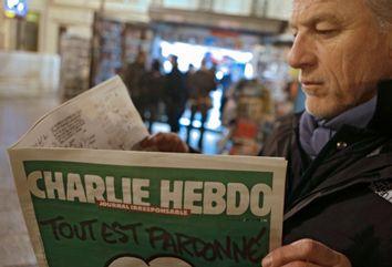 APTOPIX France Attacks Charlie Hebdo