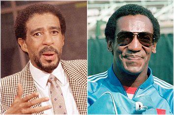Richard Pryor, Bill Cosby