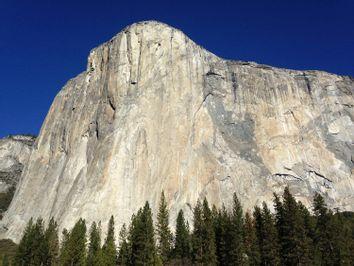 Yosemite Climb