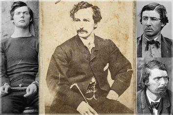 John Wilkes Booth et al