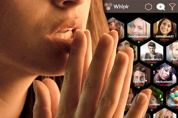 Fifty Shades of Whiplr
