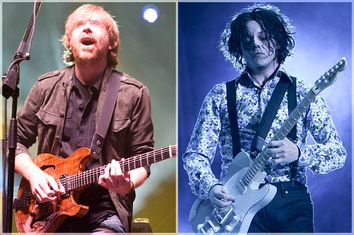 Phish, Jack White