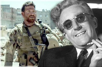 American Sniper, Dr. Strangelove