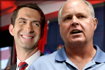 Tom Cotton, Rush Limbaugh