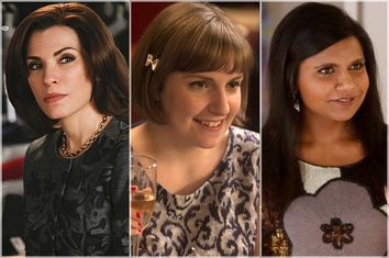 The Good Wife, Girls, The Mindy Project