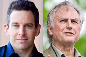 Sam Harris, Richard Dawkins