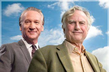 Bill Maher, Richard Dawkins