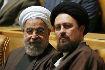 Hassan Rouhani, Hassan Khomeini